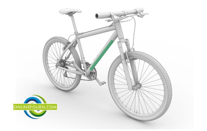 Fahrrad Unterrohrschutz