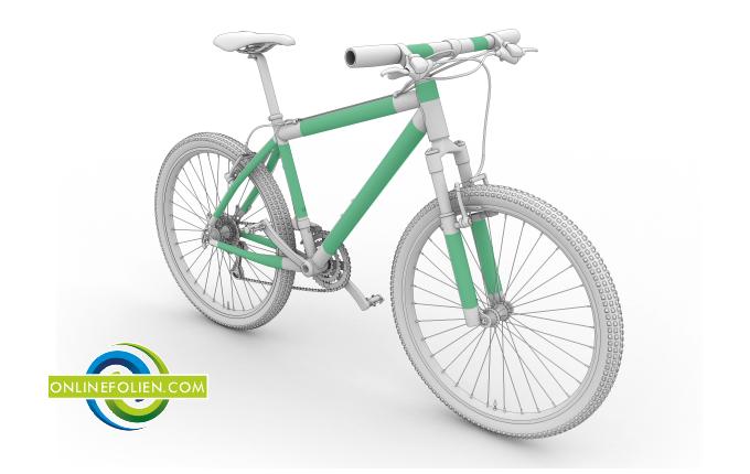 Fahrrad Rahmenschutz
